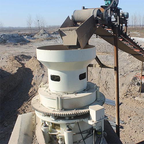 مشخصات فنی سنگ شکن مخروطی یا سنگ شکن هیدروکن