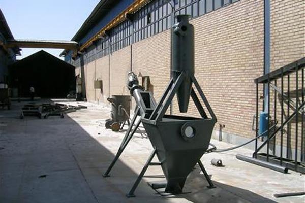 طراحی و تولید انواع دستگاه سپراتور فروش کلاسیفایر به قیمت مناسب