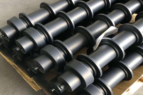 تولید کننده رولیک برگشت نوار نقاله توسط گروه صنعتی سامان فراز