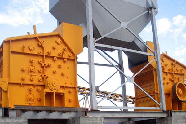 ویژگی ها و قطعات سازنده سنگ شکن ضربه ای سری HS
